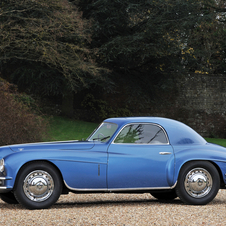 Alfa Romeo 6C 2500 Super Sport Coupé by Touring