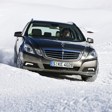 Mercedes-Benz E Station 350 CDI 265hp BE 4Matic Auto