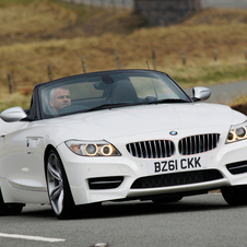 BMW Z4 Roadster 2.5 sDrive23i Highline Edition