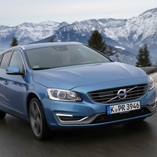 Volvo V60 D2 Momentum DRIVe Geartronic