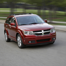 Dodge Journey 3.5 V6 SXT AWD