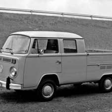 Volkswagen Transporter Pick-Up Double Cabin
