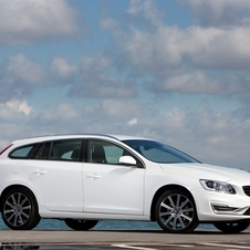 Volvo V60 D2 Summum Geartronic