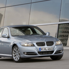 BMW 320d BluePerformance Edition Lifestyle