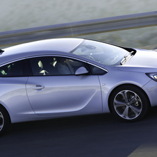 The 1.6 SIDI Turbo engine is among the newest in the Opel lineup