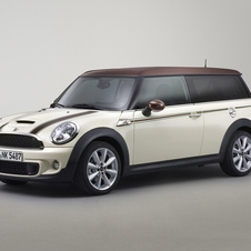 MINI (BMW) Cooper SD Clubman Hyde Park