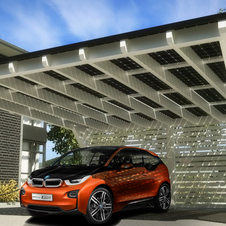 Chargemaster will provide chargers for the i3 around the UK