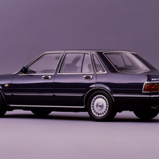 Nissan Gloria Sedan V30 Turbo Brougham VIP