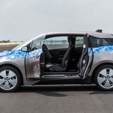 The i3 will publicly debut next week and be on sale before the end of the month