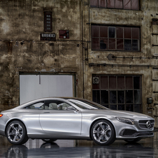 The S-Class Coupe will be among the variants of the new car