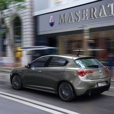 Special Alfa Romeo Giulietta Becomes the Official Courtesy Car for Maserati