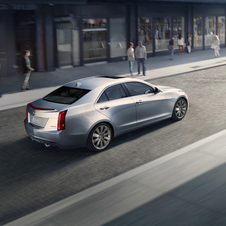 Next year, Cadillac may reveal the more powerful ATS-V version