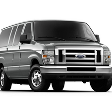 Ford E-Series E-350 Super Duty Extended