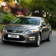 Ford Mondeo 2.0 TDCi Zetec Business