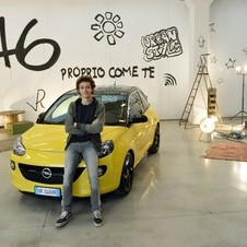Rossi will be the brand ambassador for the Adam