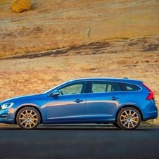 Volvo V60 T3 Kinetic Geartronic