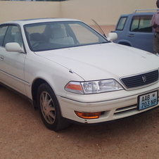 Toyota Mark II 2.5 Tourer S
