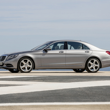 Mercedes will have as many as three wheelbases available for the S-Class