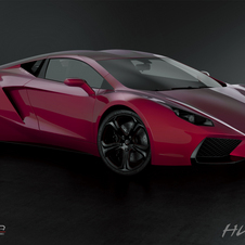 The Hussarya is the world's first Polish super car