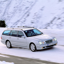 Mercedes-Benz E 55 AMG 4-MATIC Estate