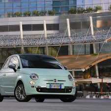 Fiat 500 1.3 Multijet 16v S&S New Lounge