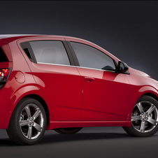 Turboed Chevy Sonic RS Tops Range in 2012