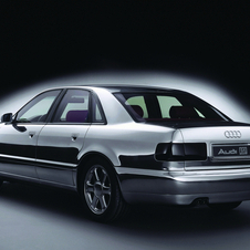 It was first shown at the Frankfurt Motor Show in 1993