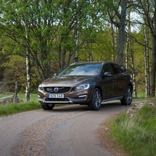 Volvo V60 Cross Country D4 AWD Kinetic Geartronic