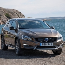 Volvo V60 Cross Country D3 Summum Geartronic
