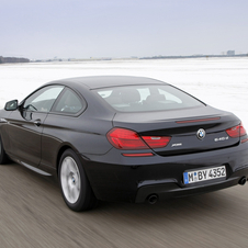 Diesel, All-Wheel Drive BMW 6-Series Coming This Spring