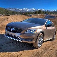 Volvo V60 Cross Country D4 AWD Momentum Geartronic
