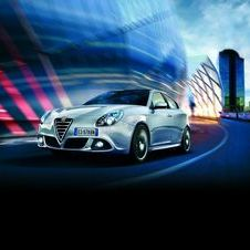 The Giulietta gets a new grill and new 2.0-liter diesel engine