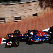 Toro Rosso will switch to Renault engines next season