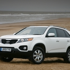 Kia Sorento 2.4 Attract 2WD