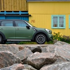 MINI (BMW) Countryman Cooper ALL4 Automatic