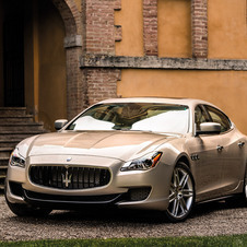 The Quattroporte is the bestselling Maserati so far this year