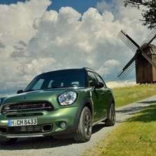 MINI (BMW) Countryman Cooper D ALL4