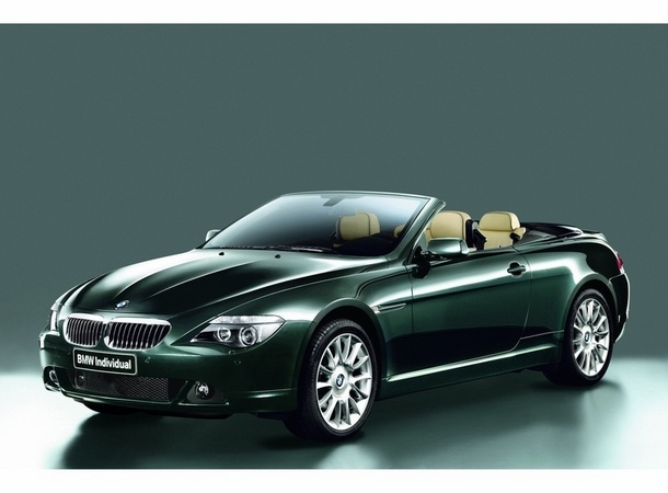 BMW 650i Cabriolet Automatic
