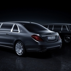 The limo is being launched at a time when the original Pullman 600 is celebrating 50 years since its launch