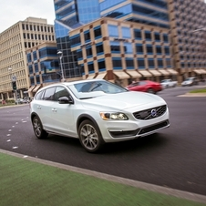 Volvo V60 Cross Country D4 Kinetic Geartronic