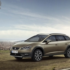 The Leon X-Perience will be marketed with three four-cylinder engines from the Volkswagen Group, one petrol and two diesel