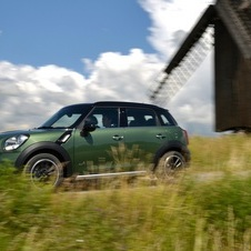 MINI (BMW) Countryman Cooper SD ALL4