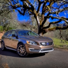 Volvo V60 Cross Country T5 AWD Summum Geartronic