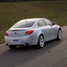 Buick Regal GS 2.0 Ecotec