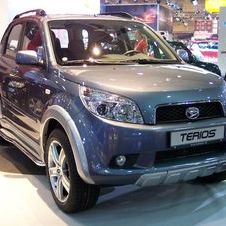 Daihatsu Terios 1.5 Exclusive Full Extras