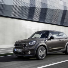 MINI (BMW) Paceman Cooper D ALL4