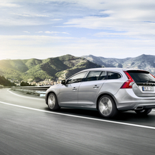 Volvo V60 3.0 T6 Geartronic