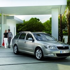 Skoda Octavia Break 2.0I TDI CR 140hp DSG 6 Sportline