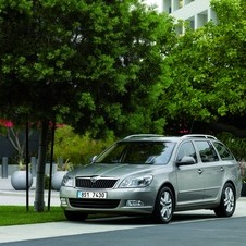 Skoda Octavia Break 2.0I TDI CR 140hp Elegance