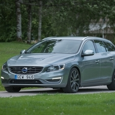 The V60 Sportswagon is the first brand new Volvo in the US in years